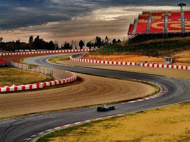 Arriba la F1 al Circuit de Catalunya!