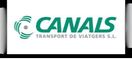 CANALS TRANSPORT DE VIATGERS S.L.